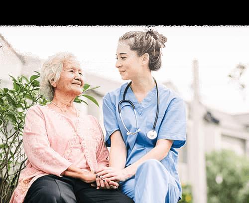woman in memory care salisbury md